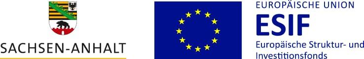 Förderhinweis ESIF (Europäische Struktur- und Investitionsfonds)