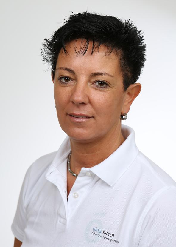 Portrait Gina Hirsch