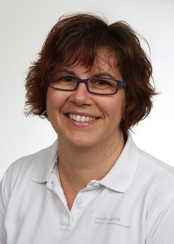 Portrait Sandra Ernst