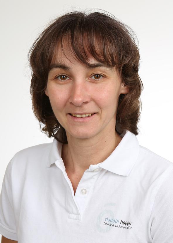 Portrait Claudia Hoppe
